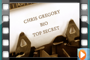 Chris Gregory, Voice Over Artist, Biography