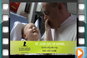 St. Jude Day Of Giving - Children at St. Jude's Hospital