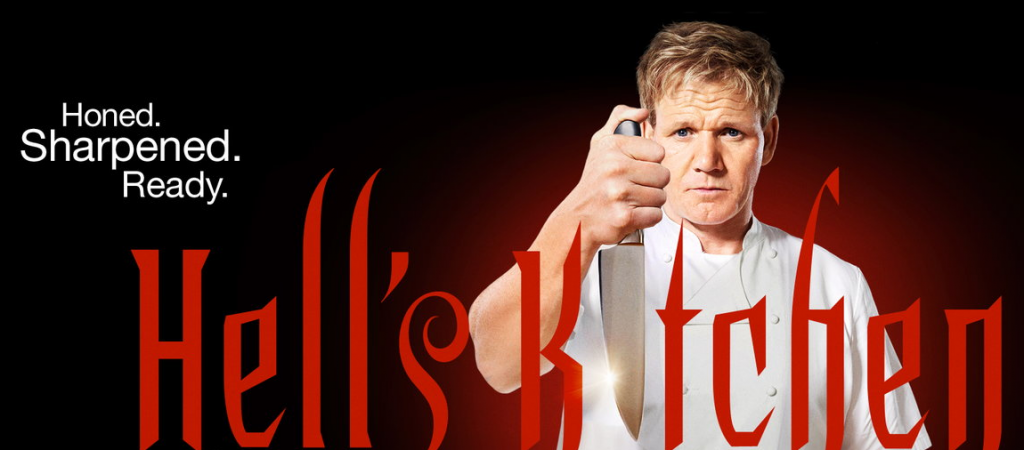"Chris Gregory and ""Hell's Kitchen"""
