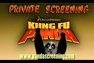 Kung Fu Panda Private Screening - Chris Gregory - Voice Over Artist