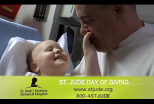St. Jude Day of Giving - Voice Over Artist - Chris Gregory